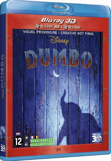 Dumbo (2019) 720p English HDCAM x264 Mp3 by Full4movies