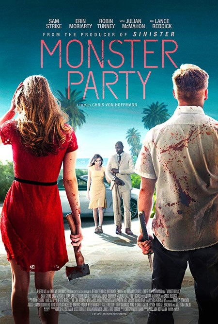 Monster Party (2018) BDRip x264  ARiES