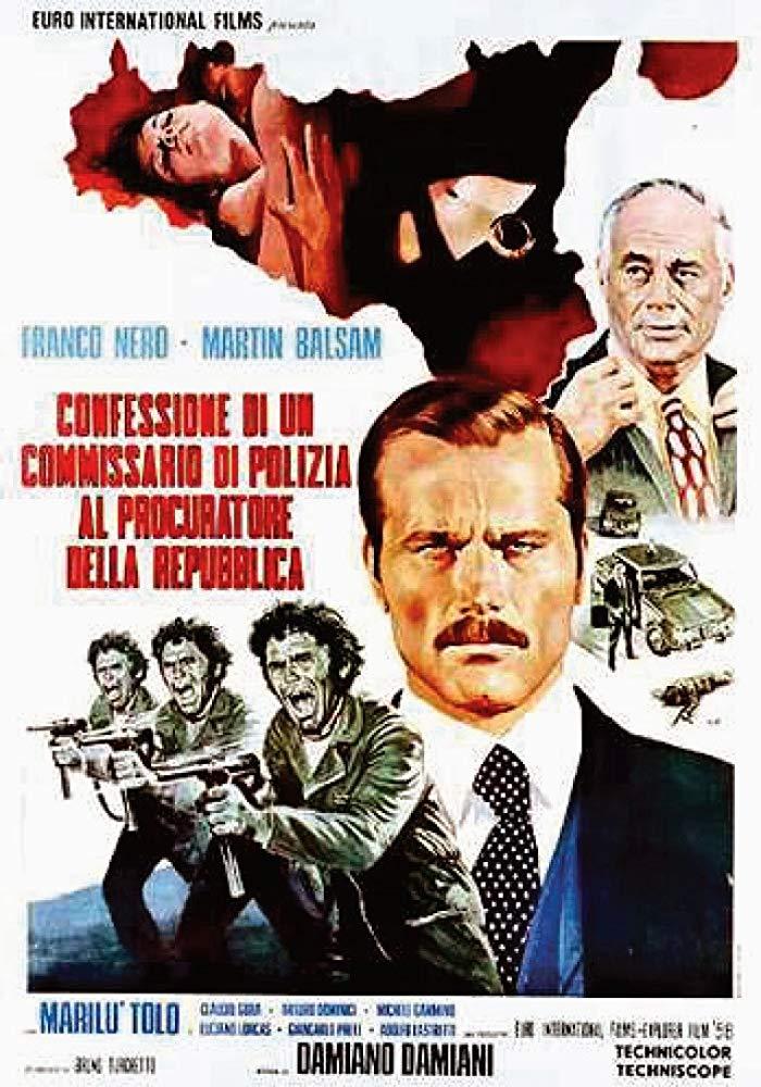 Confessions of a Police Captain 1971 DUBBED 1080p BluRay x264-GUACAMOLE