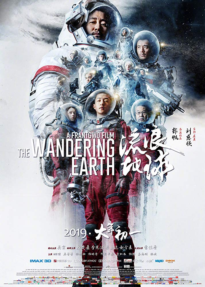 The Wandering Earth 2019 DUBBED WEBRip x264-ION10