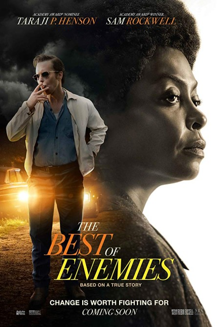 The Best of Enemies (2019) HDCAM x264 AC3  ETRG