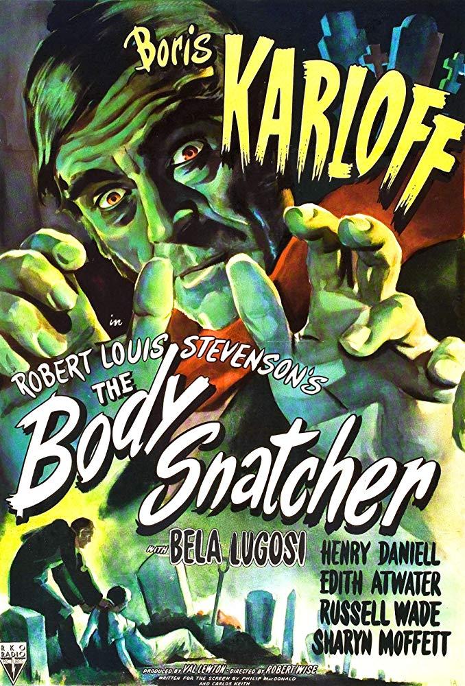 The Body Snatcher 1945 [BluRay] [720p] YIFY