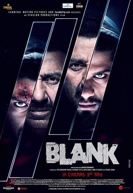 Blank 2019 Hindi Untouched PDVD CineVood Exclusive