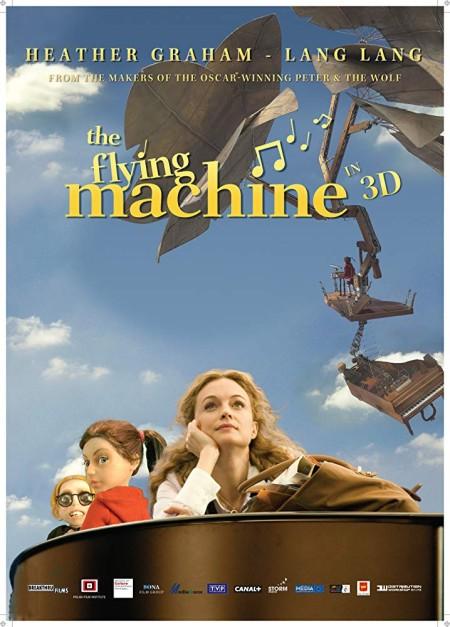 The Flying Machine (2011) 720p BluRay H264 AAC-RARBG