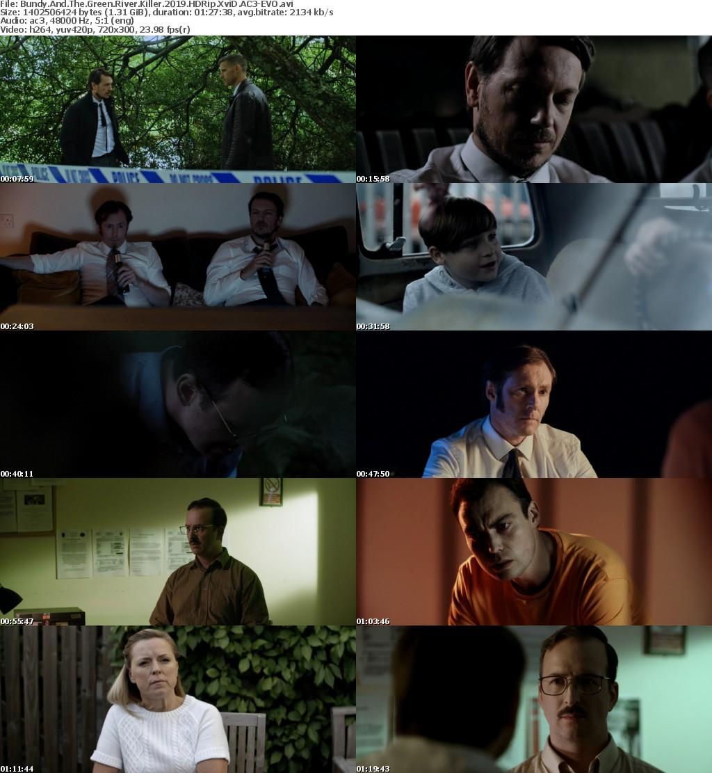 Bundy And The Green River Killer (2019) HDRip XviD AC3-EVO