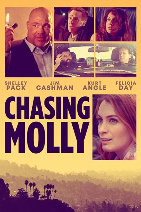 Chasing Molly (2019) 720p WEBRip 800MB x264-GalaxyRG