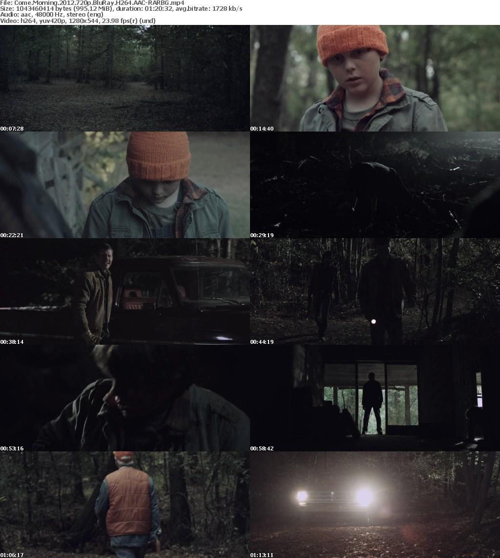 Come Morning (2012) 720p BluRay H264 AAC-RARBG