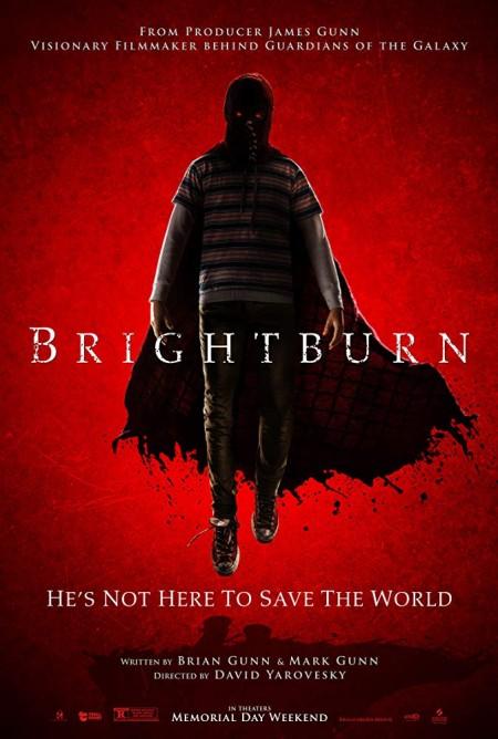 Brightburn 2019 720p HDCAM 900MB 1xbet x264-BONSAI