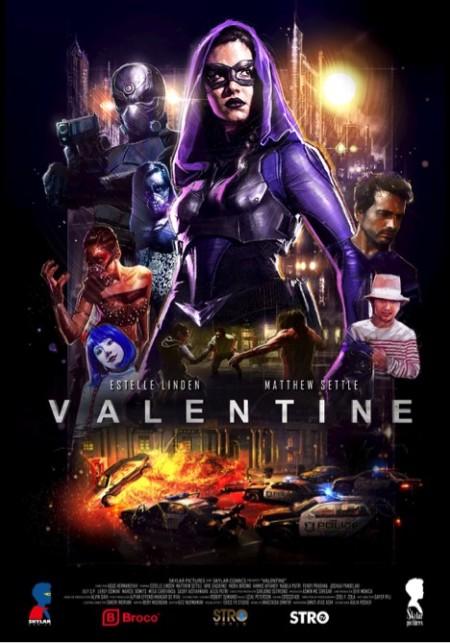 Valentine (2017) HDRip AC3 x264-CMRG