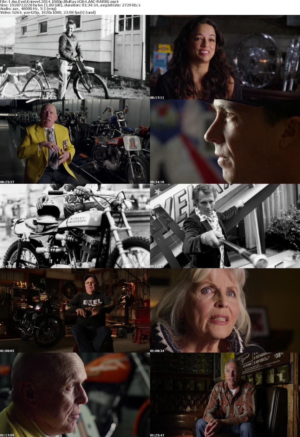I Am Evel Knievel (2014) 1080p BluRay H264 AAC-RARBG
