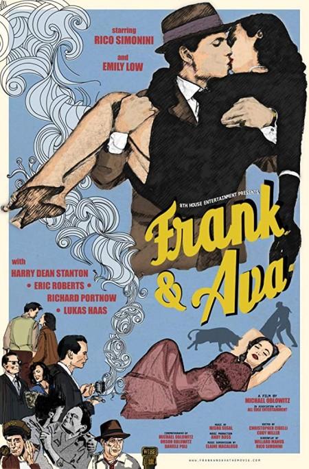 Frank And Ava (2018) HDRip AC3 x264-CMRG