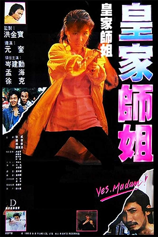 Yes Madam 1985 CHINESE BRRip XviD MP3-VXT
