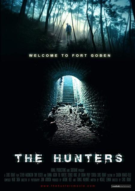 The Hunters 2011 720p BluRay H264 AAC-RARBG