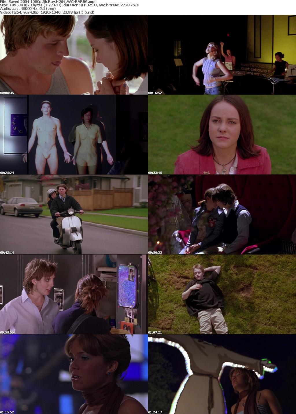 Saved (2004) 1080p BluRay H264 AAC-RARBG