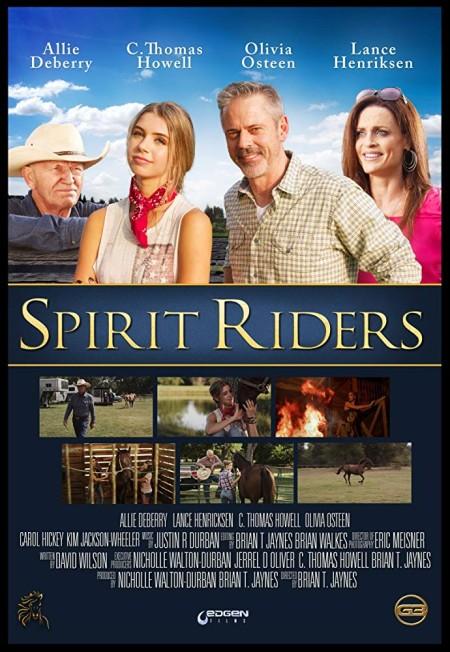 Spirit Riders (2015) 720p BluRay H264 AAC-RARBG
