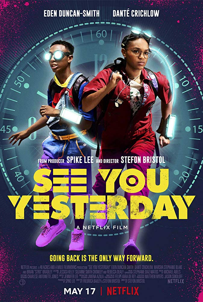 See You Yesterday 2019 HDRip AC3 x264-CMRG
