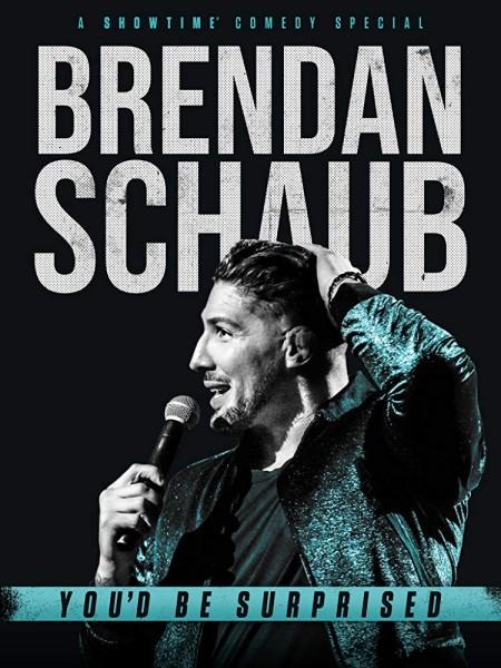 Brendan Schaub Youd Be Surprised 2019 HDRip XviD-AVID