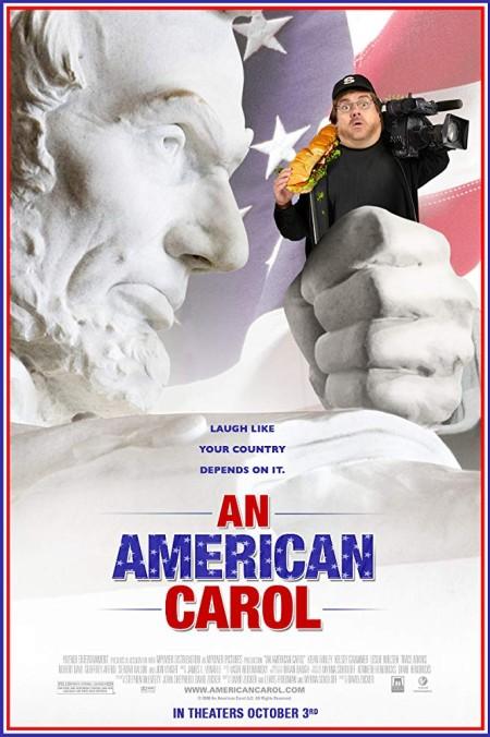 An American Carol 2008 BRRip XviD MP3-XVID