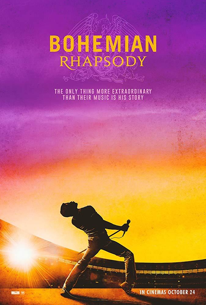 Bohemian Rhapsody 2018 1080p Bluray H264 10bit DTS Omikron