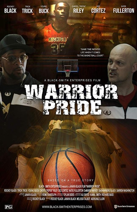 Warrior Pride (2018) WEBRip x264  ASSOCiATE