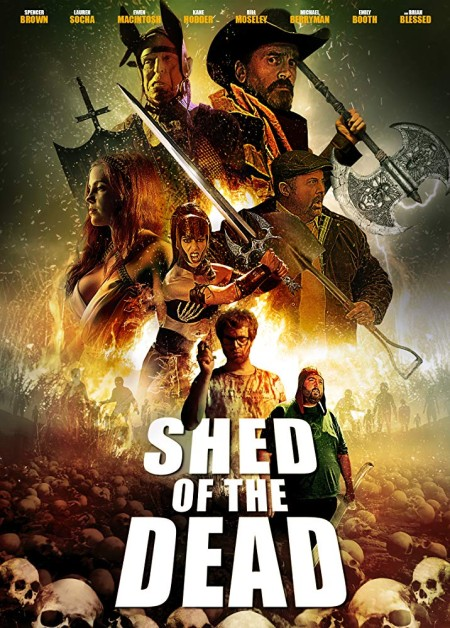 Shed of The Dead (2019) BDRip XviD AC3-EVO