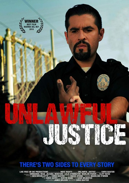 Unlawful Justice (2019) HDRip x264 - SHADOW