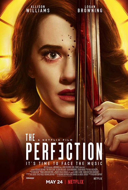 The Perfection (2019) HDRip XviD AC3-EVO