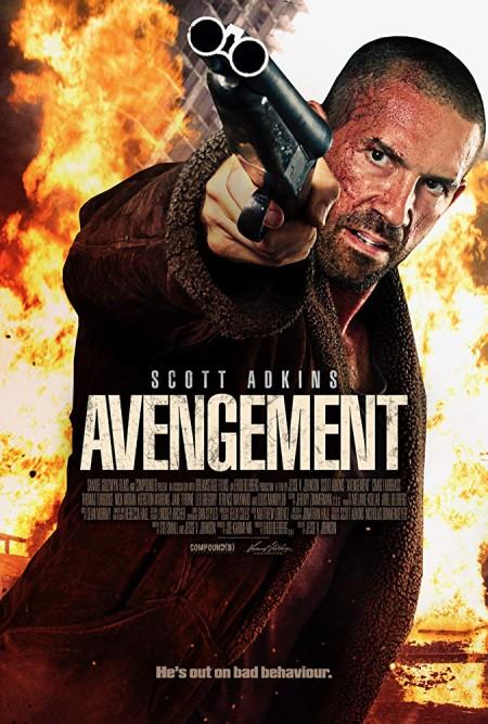 Avengement (2019) HDRip XviD AC3-EVO