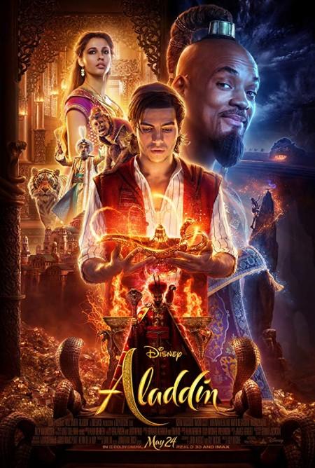 Aladdin (2019) NEW HDCAM x264 AC3-MP4KiNG