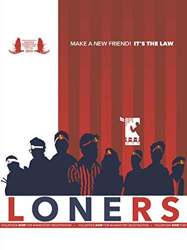 Loners 2019 720p WEBRip 800MB x264-GalaxyRG