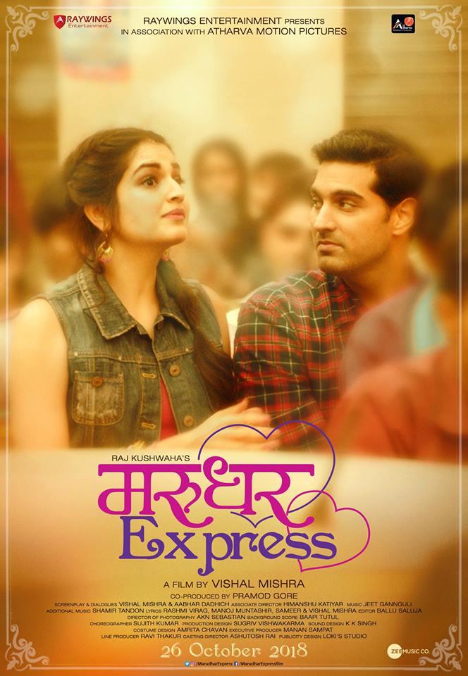 Marudhar Express 2019 Hindi 720p HDTvRip x264 AAC - LOKiHD - Telly