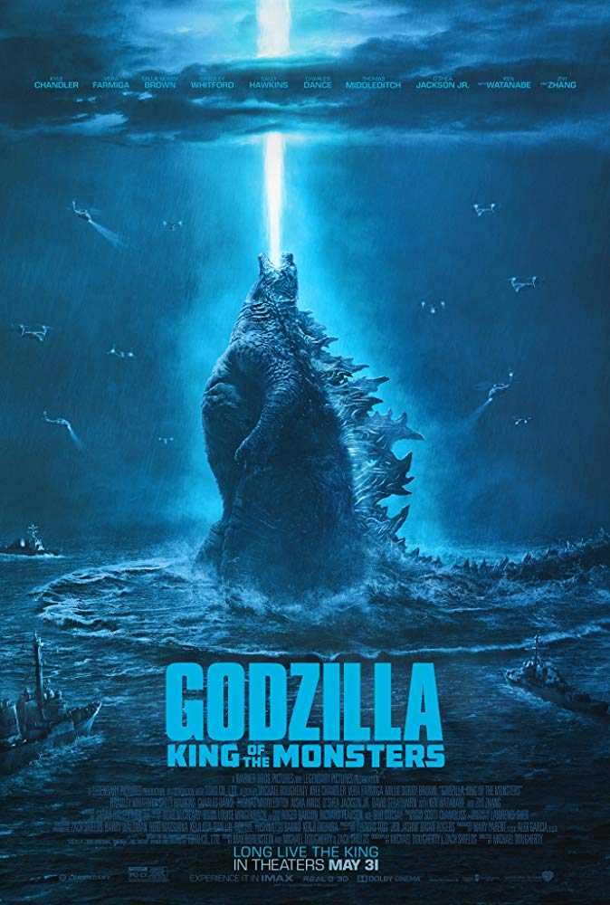 Godzilla King of the Monsters 2019 HDCAM 720p [Hindi (Clean) x264 AAC 950MB mp4