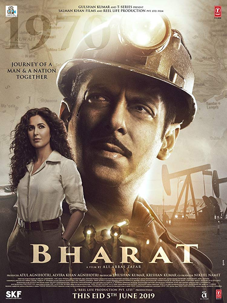 Bharat 2019 Hindi - 720p HQ DVDScr - x264 - 1 4GB
