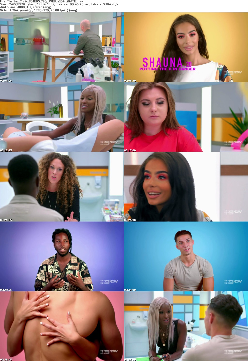 The Sex Clinic S01E05 720p WEB h264-LiGATE