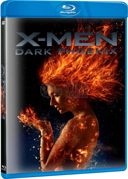 X-Men Dark Phoenix (2019) 720p HDCAM Dual Audio Hindi English x264-DLW