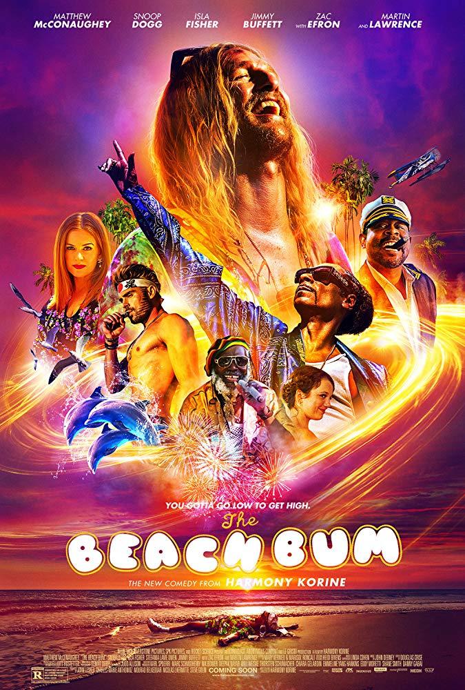 The Beach Bum 2019 1080p Webrip HEVC 5 1 Omikron