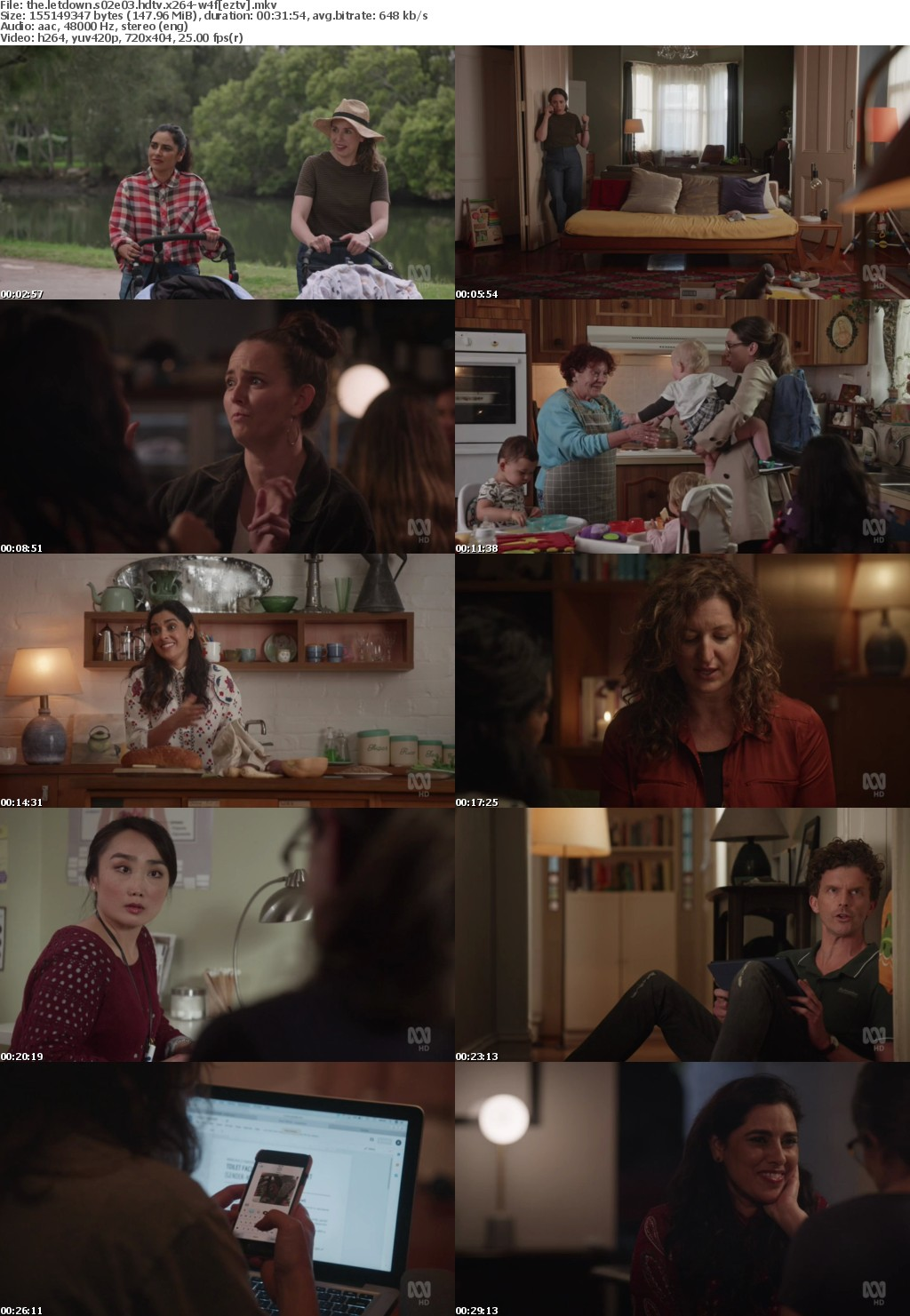 The Letdown S02E03 HDTV x264-W4F