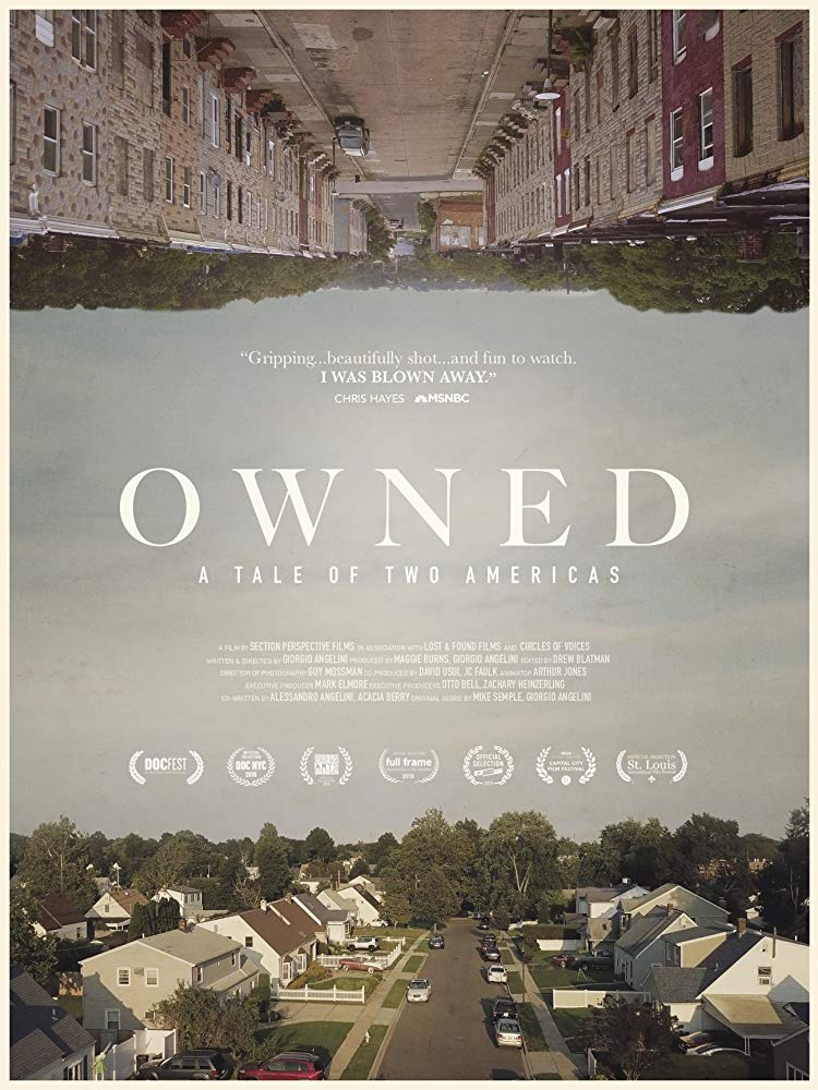 Owned A Tale of Two Americas 2018 BRRip XviD AC3-XVID