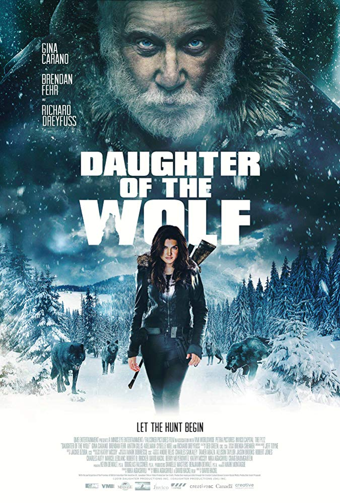 Daughter Of The Wolf 2019 HDRip XviD AC3-EVO