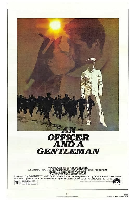 An Officer and a Gentleman 1982 BRRip XviD MP3-XVID