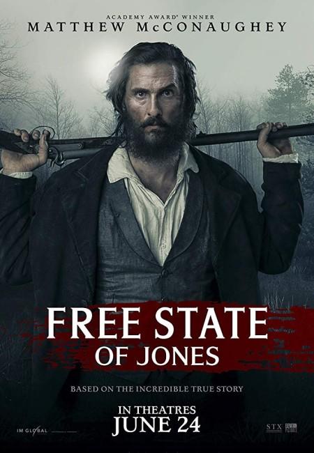 Free State of Jones (2016) 720p BluRay H264 AAC RARBG