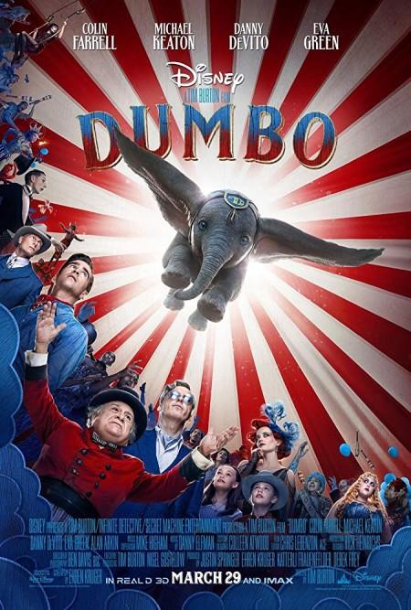 Dumbo 2019 1080p BluRay H264 AAC-RARBG