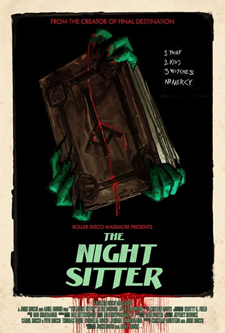 The Night Sitter 2018 HDRip AC3 x264-CMRG