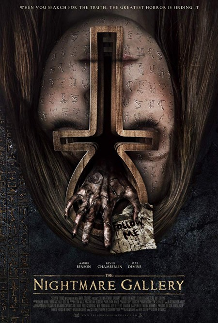 The Nightmare Gallery (2018) 1080p WEB-DL H264 AC3-EVOEtHD
