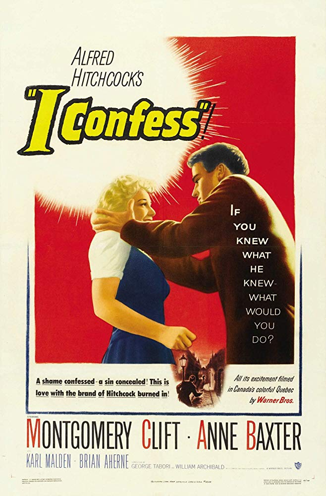 I Confess 1953 BRRip XviD MP3-XVID