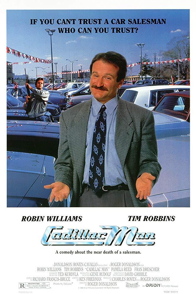 Cadillac Man 1990 BRRip XviD MP3-XVID