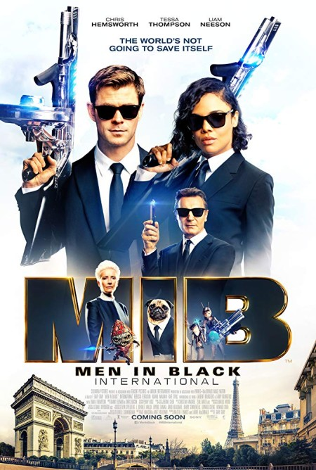 Men in Black International 2019 HDCAM x264 AC3 ETRG