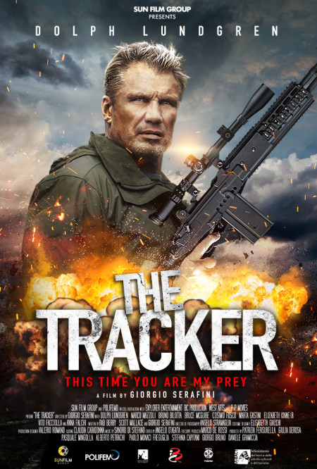 The Tracker (2019) HDRip AC3 x264 CMRG