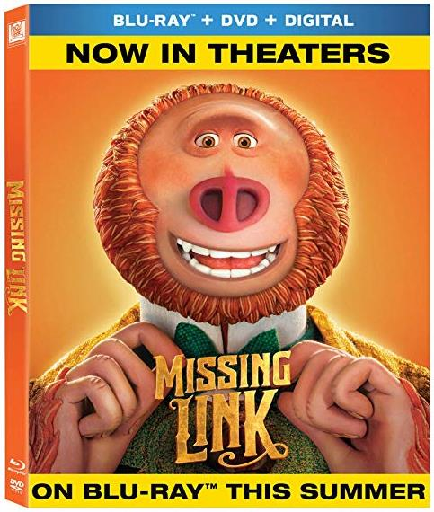 Missing Link (2019) BRRip AC3 x264 CMRG
