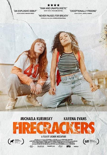 Firecrackers (2018) 1080p WEB DL DD5.1 H264 CMRG